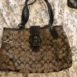 Coach Purse and Wallet Ser